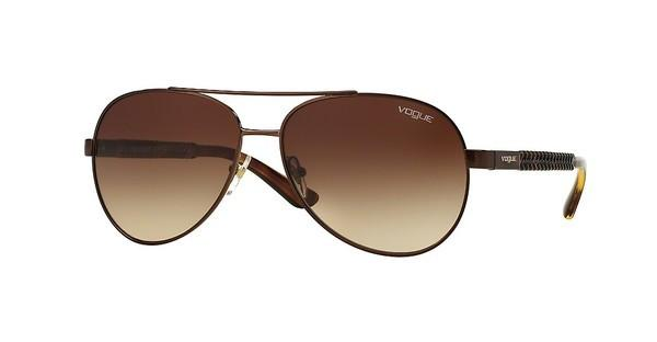 Vogue VO3997S 934/13 BROWN GRADIENTBRUSHED BROWN