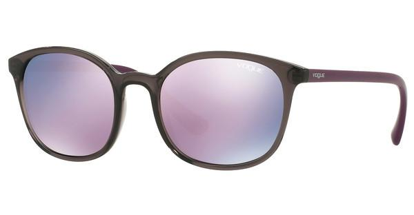 Vogue VO5051S 19055R DARK GREY MIRROR PINKOPAL GREY