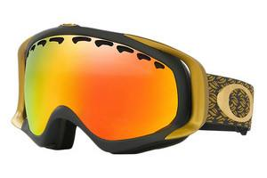 Oakley OO7005N 700539 FIRE IRIDIUMMIMIC KNIT BURNISHED