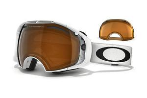 Oakley OO7037 57-459 BLACK IRIDIUMPOLISHED WHITE
