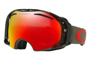 Oakley OO7037 703752 PRIZM TORCH IRIDIUMDARK BRUSH BLACK