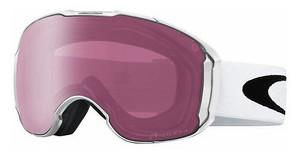Oakley OO7071 707111 PRIZM ROSE & DARK GREYPOLISHED WHITE