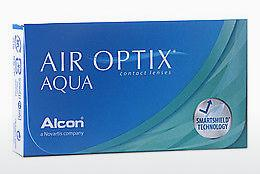 Lentilles de contact Alcon AIR OPTIX AQUA (AIR OPTIX AQUA AOA3)