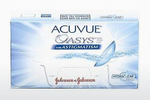 Lentilles de contact Johnson & Johnson ACUVUE ADVANCE for ASTIGMATISM (ACUVUE ADVANCE for ASTIGMATISM AGT-6P-REV)