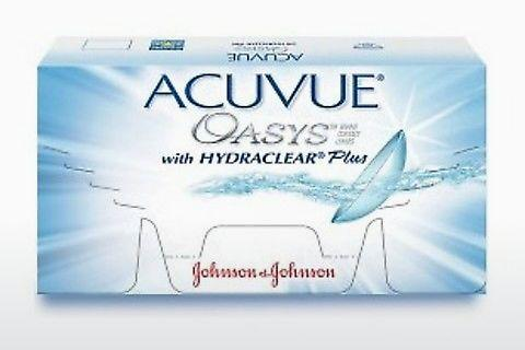 Lentilles de contact Johnson & Johnson ACUVUE OASYS with HYDRACLEAR Plus PH-12P-REV