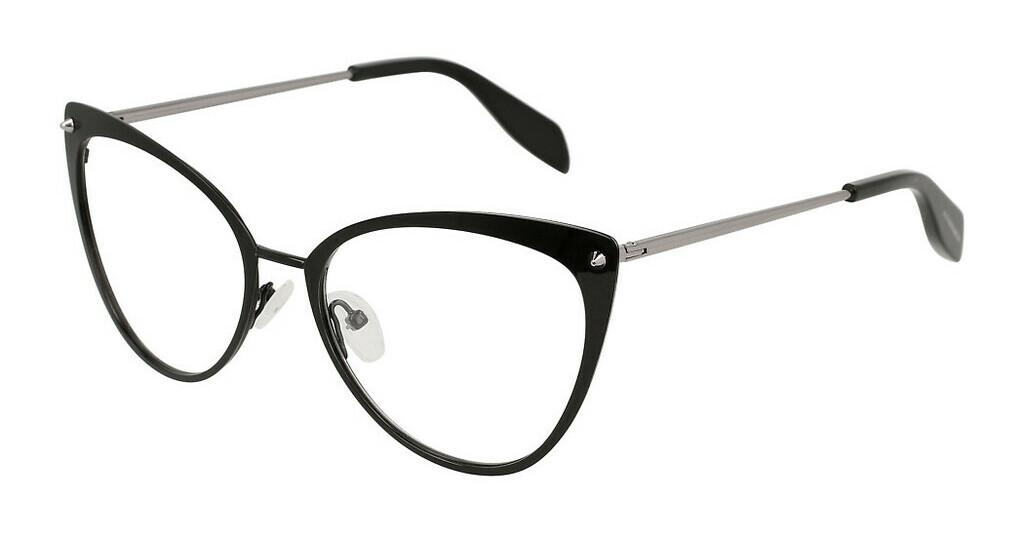 Alexander McQueen   AM0140O 001 RUTHENIUM