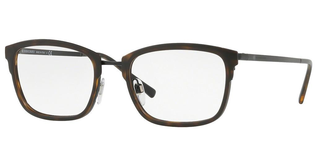 Burberry   BE1319 1253 MATTE DARK HAVANA