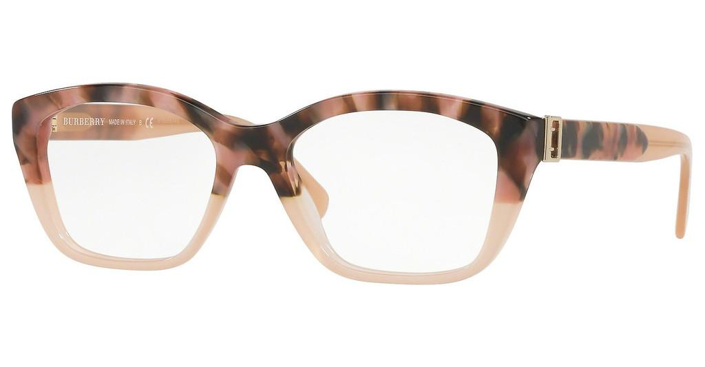 Burberry   BE2265 3678 BROWN HAVANA/PINK