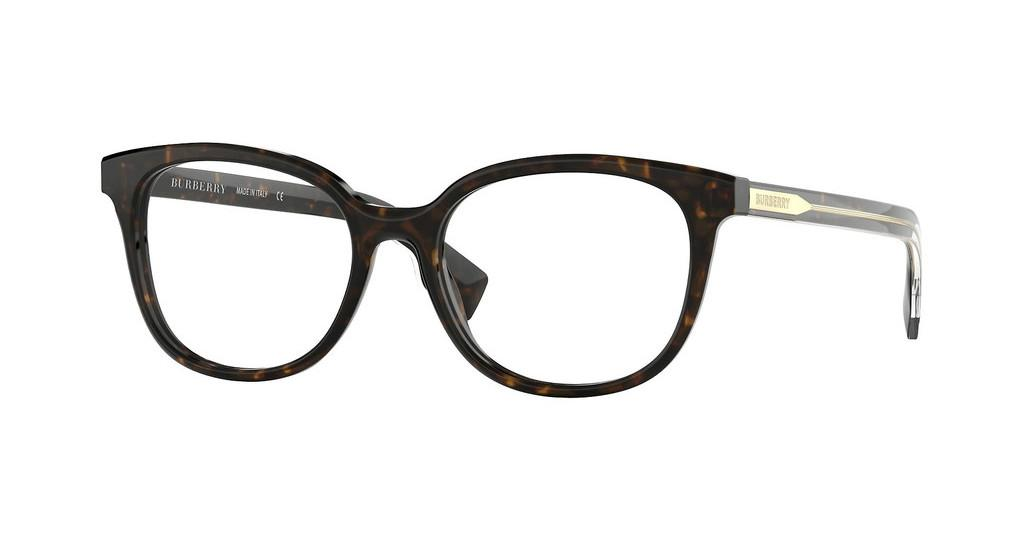 Burberry   BE2291 3762 DARK HAVANA