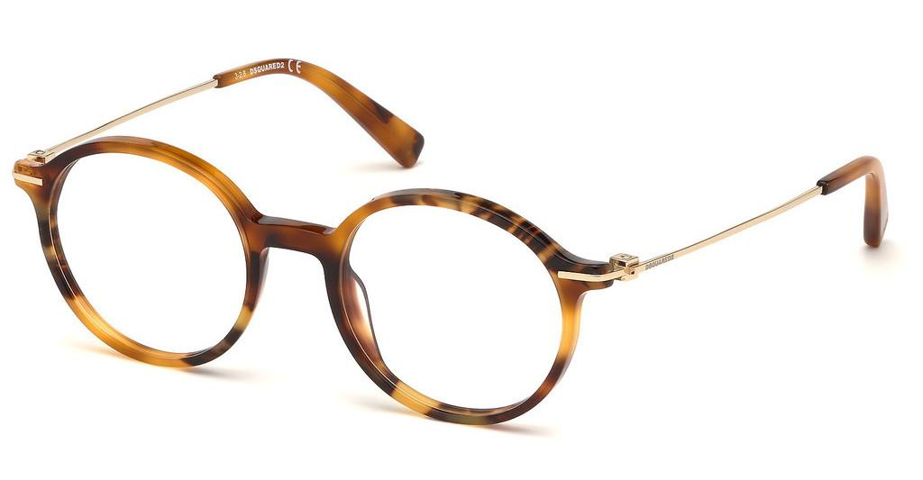 Dsquared   DQ5286 053 havanna blond