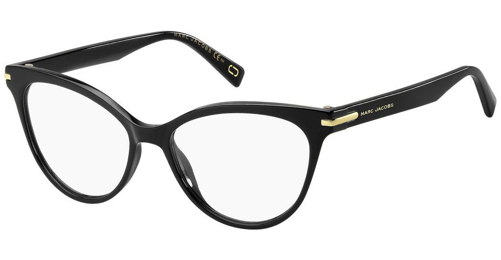 Marc Jacobs   MARC 227 807 BLACK
