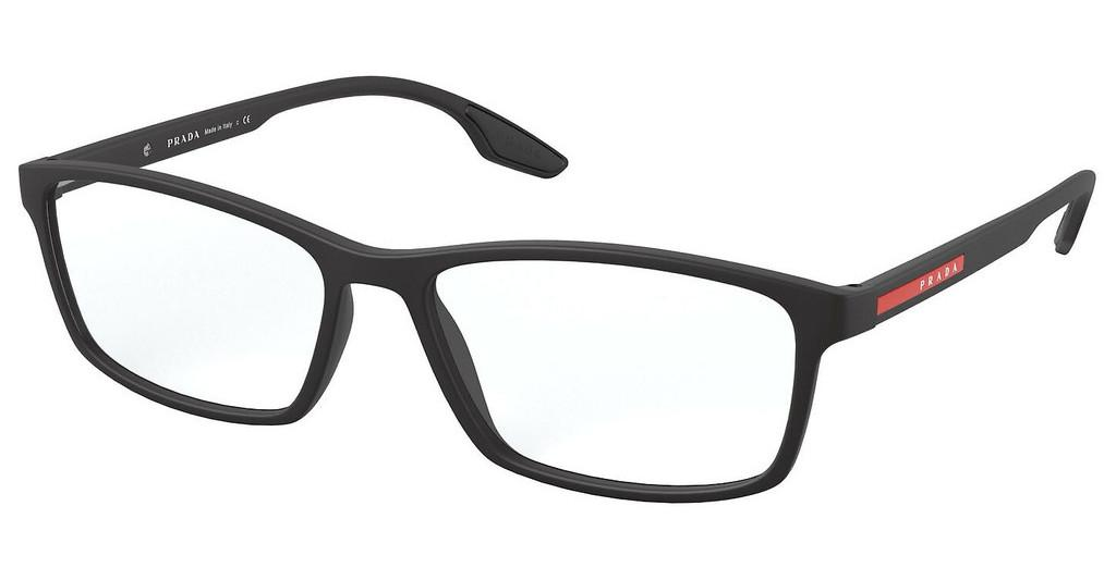 Prada Sport   PS 04MV 1BO1O1 MATTE BLACK