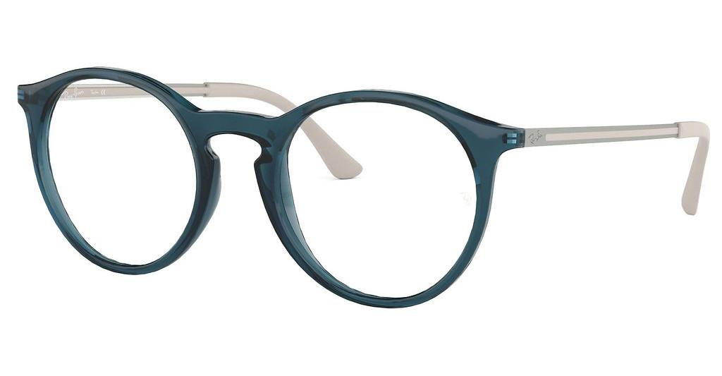 Ray-Ban   RX7132 5721 TRASPARENT BLUE