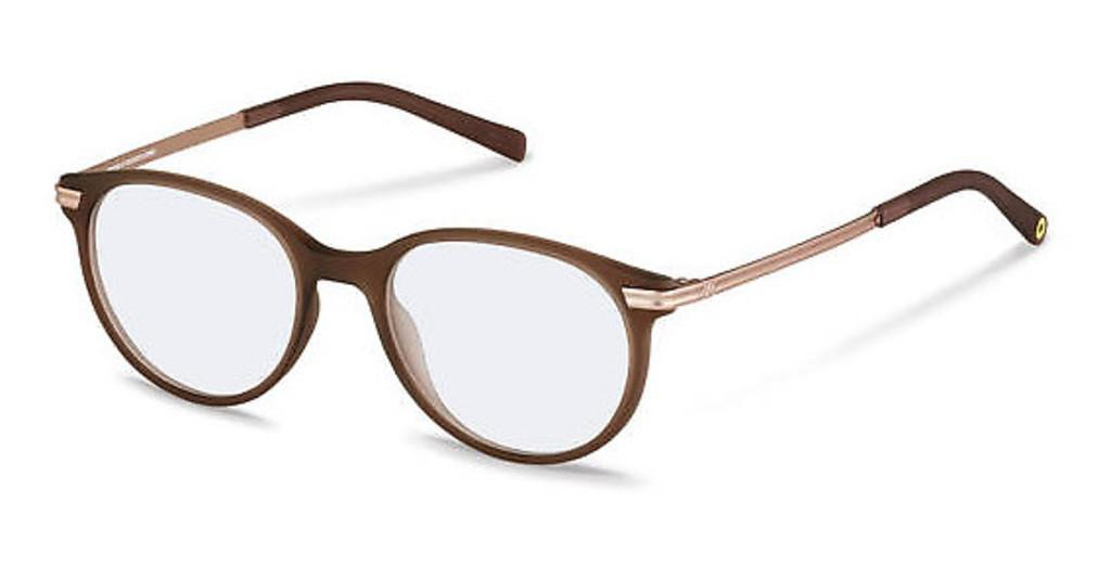 Rocco by Rodenstock   RR439 C brown transparent, rose gold