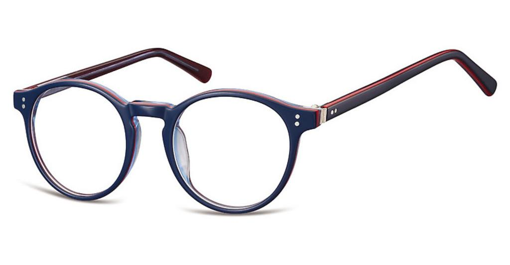 Sunoptic   AM74 F Blue/Red/Clear