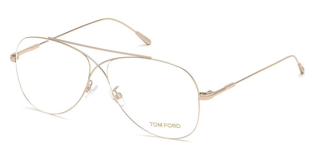Tom Ford   FT5531 028 rosé