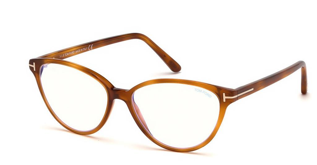 Tom Ford   FT5545-B 053 havanna blond