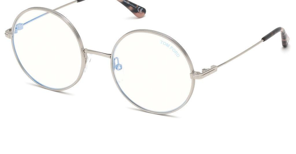 Tom Ford   FT5595-B 016 palladium glanz