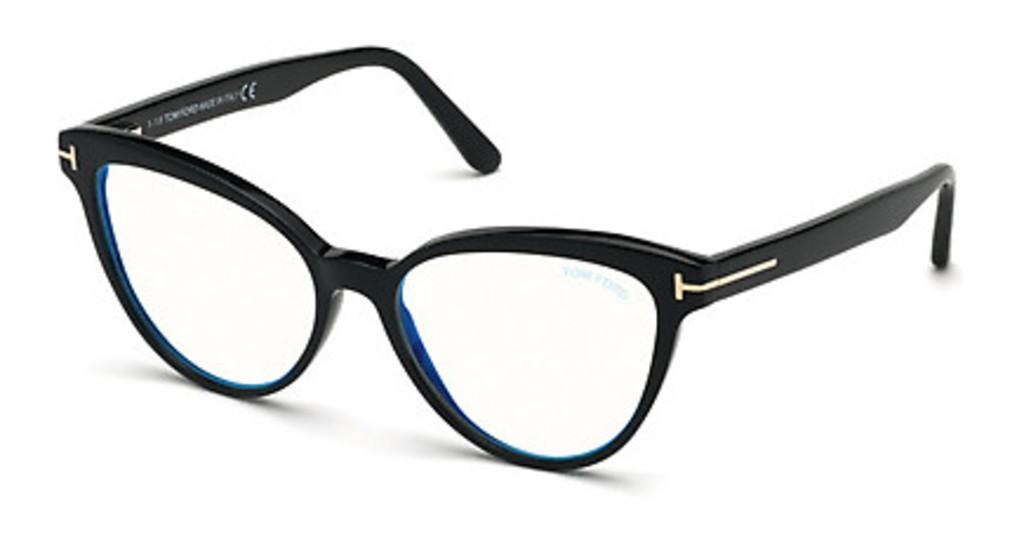 Tom Ford   FT5639-B 052 havanna dunkel