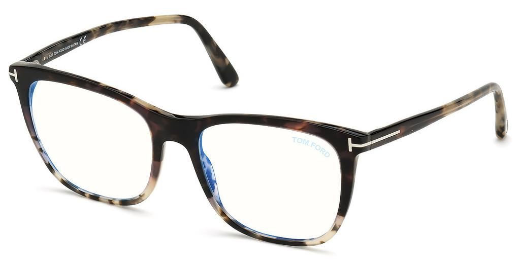 Tom Ford   FT5672-B 056 havanna