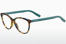 Lunettes design Boss Orange BO 0202 7KQ - Vertes, Brunes, Havanna