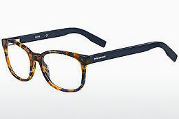 Lunettes design Boss Orange BO 0215 7EX - Bleues, Brunes, Havanna