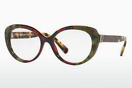 Lunettes design Burberry BE2251 3638 - Vertes, Brunes, Havanna, Rouges