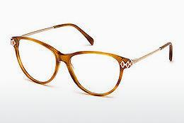 Lunettes design Emilio Pucci EP5055 053 - Havanna, Yellow, Blond, Brown