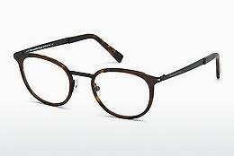 Lunettes design Ermenegildo Zegna EZ5048 053 - Havanna, Yellow, Blond, Brown