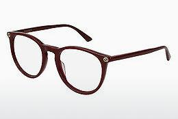 Lunettes design Gucci GG0027O 008 - Rouges
