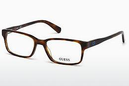 Lunettes design Guess GU1906 053 - Havanna, Yellow, Blond, Brown