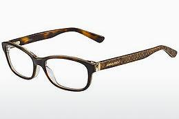 Lunettes design Jimmy Choo JC121 VTH - Brunes, Havanna