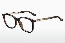 Lunettes design Jimmy Choo JC191 9N4 - Brunes, Havanna