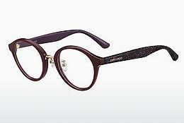 Lunettes design Jimmy Choo JC197/F MXW - Rouges