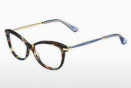 Lunettes design Jimmy Choo JC95 7VV - Brunes, Havanna