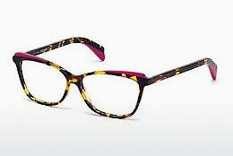 Lunettes design Just Cavalli JC0688 052 - Brunes, Dark, Havana