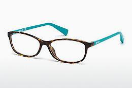 Lunettes design Just Cavalli JC0757 053 - Havanna, Yellow, Blond, Brown