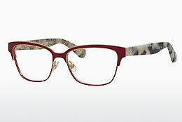 Lunettes design Kate Spade LADONNA S3X - Rouges, Brunes, Havanna