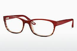 Lunettes design Marc O Polo MP 503030 50 - Rouges