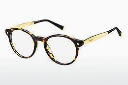Lunettes design Max Mara MM 1272 UPO - Or, Brunes, Havanna