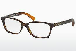 Lunettes design Michael Kors INDIA (MK4039 3217) - Brunes, Havanna