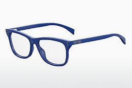 Lunettes design Moschino MOS501 PJP - Bleues
