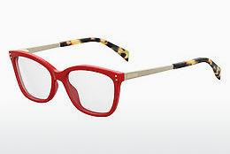 Lunettes design Moschino MOS504 C9A - Rouges