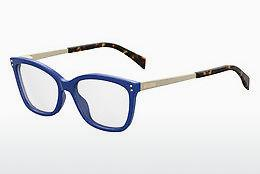 Lunettes design Moschino MOS504 PJP - Bleues
