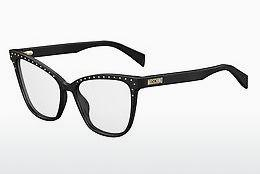 Lunettes design Moschino MOS505 807 - Noires