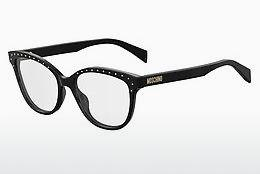 Lunettes design Moschino MOS506 807 - Noires