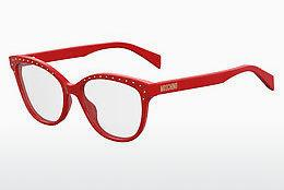 Lunettes design Moschino MOS506 C9A - Rouges