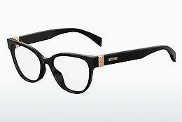Lunettes design Moschino MOS509 807 - Noires