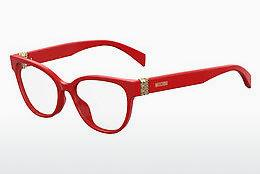 Lunettes design Moschino MOS509 C9A - Rouges