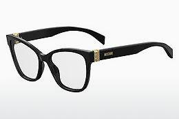 Lunettes design Moschino MOS510 807 - Noires